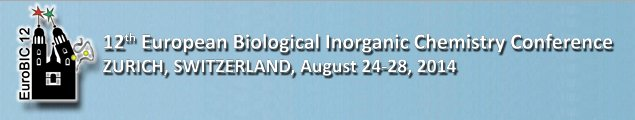 12th European Biological Inorganic Chemistry Conference