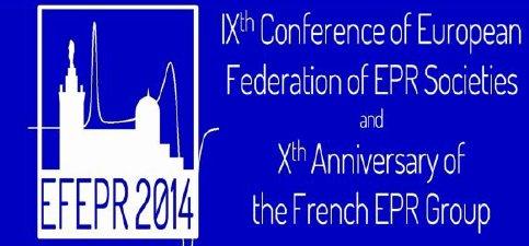 IXth EF-EPR conference